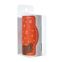 Miếng dán Sticker trang trí Miniso WE BEAR BEAR - Hàng chính hãng