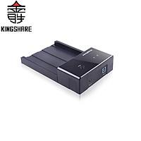 Dock Kingshare chuyển ổ cứng 2.5/3.5 inch sang USB 3.0 - Hàng Nhập Khẩu