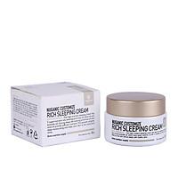 Kem dưỡng Nuganic Customize Rich Sleeping Cream