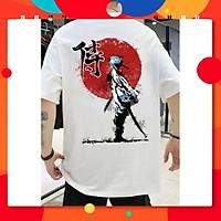 HOT ️ Đẹp Mịn  ÁO THUN, ÁO PHÔNG TAY LỠ UNISEX SAMURAI JAPAN CHO NAM NỮ đủ size M L XL XXL FREESHIP GIÁ RẺ TỐT