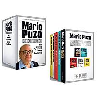 Tuyển Tập Mario Puzo (Trọn Bộ 5 Quyển) Tặng Kèm BookMath Kẽm