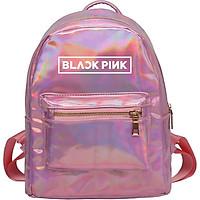 Balo Blackpink Hologram cặp sách Blink đi học nam nữ túi đựng laptop đi học