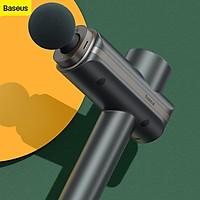 Máy massage cầm tay Baseus Booster Dual Mode (massage Gun, Đa năng và mạnh mẽ) - Hàng chính hãng