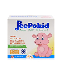 Thực phẩm chức năng tăng cường miễn dịch Peepokid 20 ống