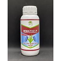 Khắc tinh tuyến trùng hại rễ – NEMATOZ – P 500ml