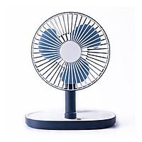 Quạt mini tích điện để bàn cao cấp OneFire Desktop Fan L12 - Hàng chính hãng