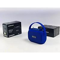 Loa Bluetooth Boombass L15 LANITH - Loa Phát Không Dây Mini - Âm Bass Mạnh Mẽ, Kết Nối Nhanh Chóng, Ổn Định - Thiết Kế Nhỏ Gọn, Tiện Lợi mang Bên Người - Tặng Kèm Cáp Sạc 3 Đầu - Hàng Nhập Khẩu - LB000015-CAP000001
