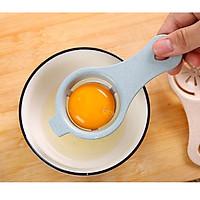 Bộ 2 dụng cụ lọc lược trứng- màu ngẫu nhiên