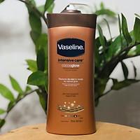 Sữa Dưỡng Thể Vaseline Total Moisture Cocoa Radiant 725ml