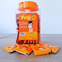 Combo 10 gói Viên ngậm Friz C - Bổ sung Vitamin C trái cây tự nhiên (Gói 10 viên) Nhập khẩu Thái Lan