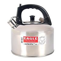 Ấm Nước Reo Inox Eagle AS4550 (5L)