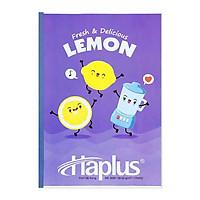 Vở kẻ ngang Haplus Fruit 80 trang ( 10 quyển/lốc)