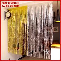 Rèm Kim Tuyến  Trang Trí Sinh Nhật 1,2m - Hàng Chính Hãng