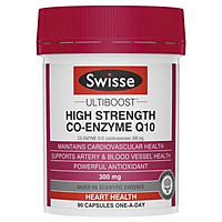 Swisse High Strength CoQ10 300mg 90 Capsules