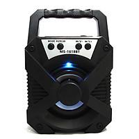 Loa Bluetooth Xách Tay MS-1618BT  dòng loa máy tính có kích thước nhỏ gọn, thiết kế trẻ trung với tay cầm xách tay, bạn có thể mang những giai điệu của bạn đến mọi nơi bạn muốn