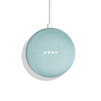 Loa thông minh tích hợp Google Home Mini - Xanh Aqua - Hàng Nhập Khẩu