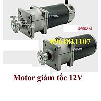 Motor giảm tốc 12V 140 vòng 380W