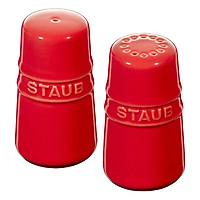 Bộ Hũ Rắc Gia Vị Staub - Màu Đỏ Cherry