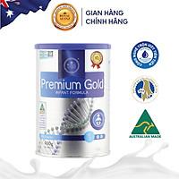 Sữa hoàng gia úc premium gold 1 900g dành cho trẻ từ 0 đến 6 tháng