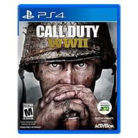 Đĩa Game Call Off Duty WWII Cho Máy Playstation 4 - Hàng Nhập Khẩu
