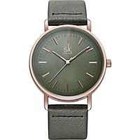 Đồng hồ nam chính hãng Shengke K8065G-02 Xanh
