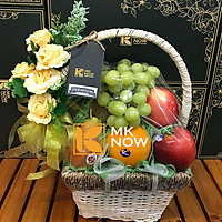 [Chỉ Giao HCM] - Giỏ trái cây 20.11 MKnow03