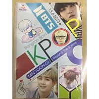 Vở k.pop BTS 80 trang (combo 5 quyển)