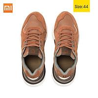 Giày sneaker thể thao ngoài trời Xiaomi Mijia Leather Retro Chống sốc Chạy bộ leo núi 39 40 41 42 43 44