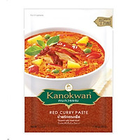 Cà ri đỏ 50g Kanokwan