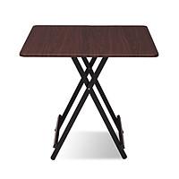 Bàn gấp kèm 4 ghế, bộ bàn ăn TT80
