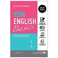 YBM English Basic 1: Tài Liệu Tự Học TOEIC Hiệ Quả Dành Cho Người Mới Bắt Đầu