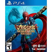 Đĩa Game PS4 Monkey King: Hero Is Back Hệ US - Hàng Nhập Khẩu