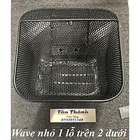 Rổ Thái trước loại dày dành cho xe Wave nhỏ, Wave RS, Wave lớn, Dream
