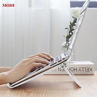 Giá Đỡ Laptop, Máy Tính Bảng MOHI  KG01 Có Thể Gấp Gọn - Hàng Chính Hãng (Giao màu ngẫu nhiên)