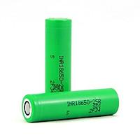 Pin lithium Samsung 18650 25R 2500mah 25Ah