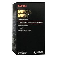 Thực Phẩm Chức Năng Hỗ trợ nam giới GNC MEGA MEN chai 90 viên