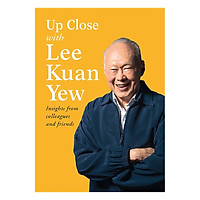 Up Close With Lee Kuan Yew