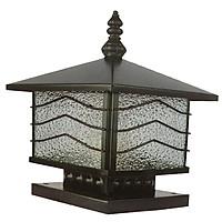 Đèn trụ cổng - Đèn trụ bờ bao - Đèn trụ hàng rào kích thước 250 HANBACH01250