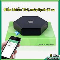 Bộ điều khiển Tivi, Máy lạnh [từ xa bằng điện thoại] Hunonic IR Smart | Điều khiển Tất cả các thiết bị Hồng ngoại từ xa