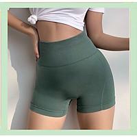 Quần tập gym ,yoga, earobic dành cho nữ cạp cao( nâng mông tôn dáng) LN208