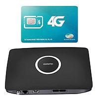Thiết Bị Phát Wifi 3G Huawei B681 + Sim Viettel 3G/4G 3GB /Ngày - Hàng nhập khẩu