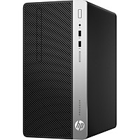 Máy Tính Để Bàn PC HP ProDesk 400 G6 MT 7YT01PA (Pentium G5420/ 4GB RAM/ 500GB HDD/ DVDRW/ K+M/ DOS) - Hàng Chính Hãng