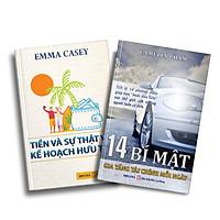 Bộ 2 Cuốn Sách: Tiền Và Sự Thật Về Kế Hoạch Hưu Trí + 14 Bí Mật Gia Tăng Tài Chính Mỗi Ngày