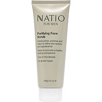Kem Tẩy Tế Bào Chết Thanh Lọc Da Mặt Cho Nam Natio For Men Purifying Face Scrub 100g