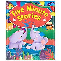 Five Minute Stories (Padded)