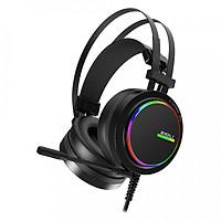 Tai nghe chụp tai cao cấp  ZIDLI ZH11S (Real RGB, Sound 7.1) - Hàng Chính Hãng