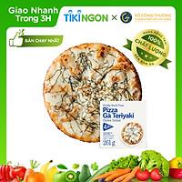 [Chỉ giao HCM] - 4P's Original Pizza Gà Teriyaki - được bán bởi TikiNGON - Giao nhanh 3H