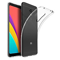 Ốp lưng silicon dẻo trong suốt dành cho Xiaomi Redmi 5 Plus