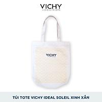 [Gift] Túi tote Vichy Ideal Soleil xinh xắn