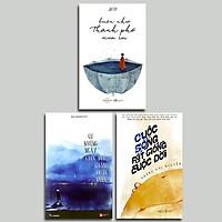 Combo 3 cuốn: Có Những Ngày Cuộc Đời Chẳng Đoán Được + Buồn Như Thành Phố Mưa Rơi + Cuộc Sống Rất Giống Cuộc Đời